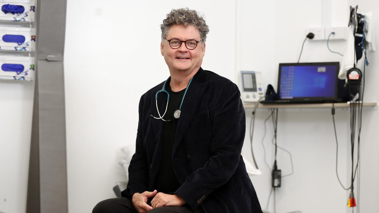 Dr Bruce Willett at Victoria Point Surgery