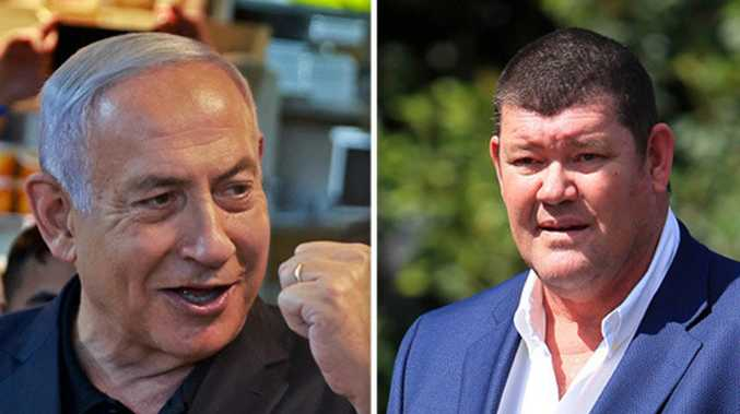 How Israeli PM seduced an Aussie billionaire
