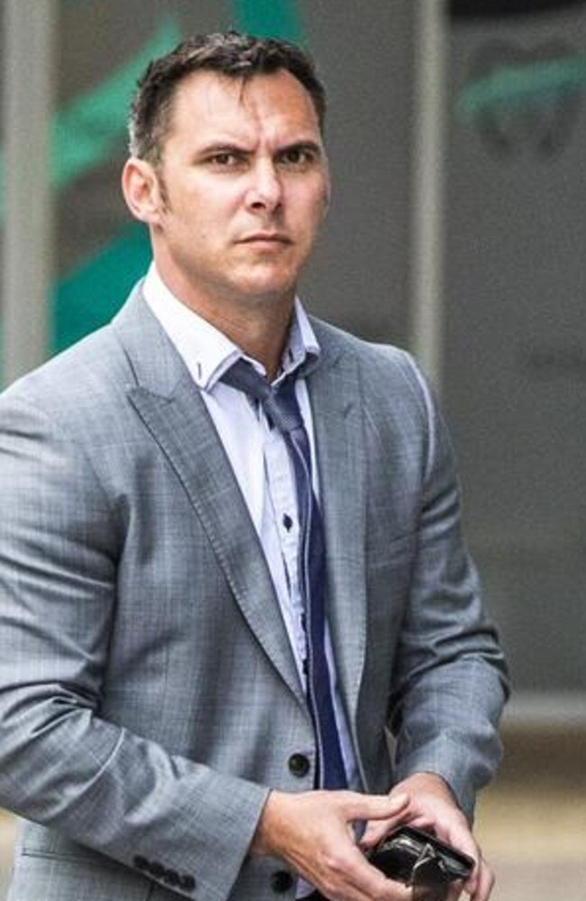 Former special forces soldier Steven Michael Luxford, 37, was jailed over the repeated abuse of his ex-partner, who he horrifically assaulted over two years and strangled when she tried to leave him.
