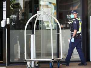 How 'erratic' drug user accessed Brisbane quarantine hotel