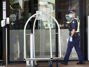 How 'erratic' drug user accessed Brisbane quarantine hotel