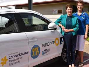 New transport service to help city's cancer patients