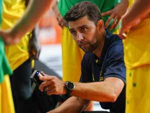 Australian basketball coach provides clinic to Mackay locals