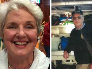 Search for missing campers halted again