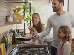 As bad as smoking around kids: Gas cooking health warning