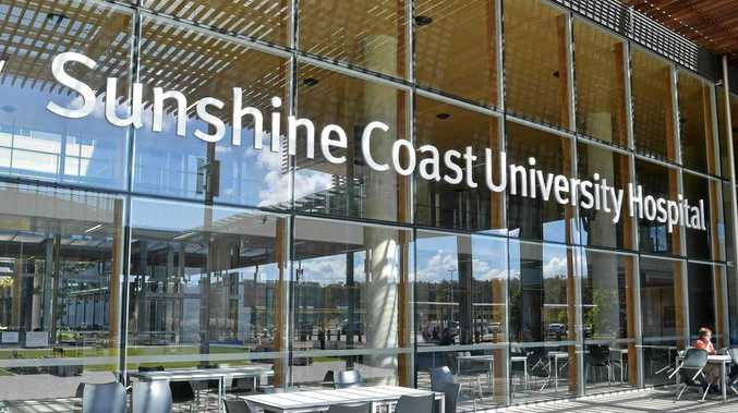 Man accidentally taken into Sunshine Coast COVID ward