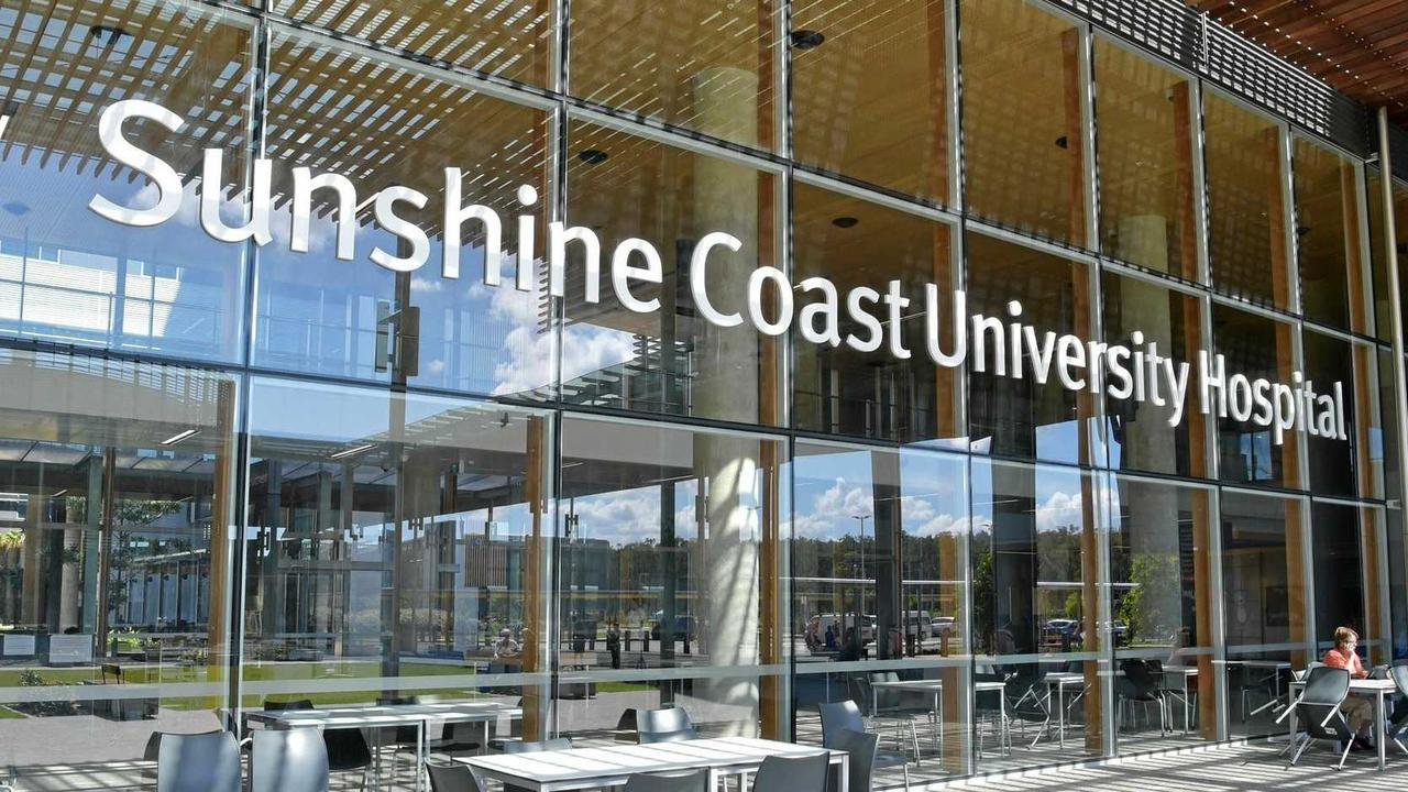A Sunshine Coast man who was accidentally wheeled into the COVID ward at Sunshine Coast University Hospital has questioned how the mistake could have happened.