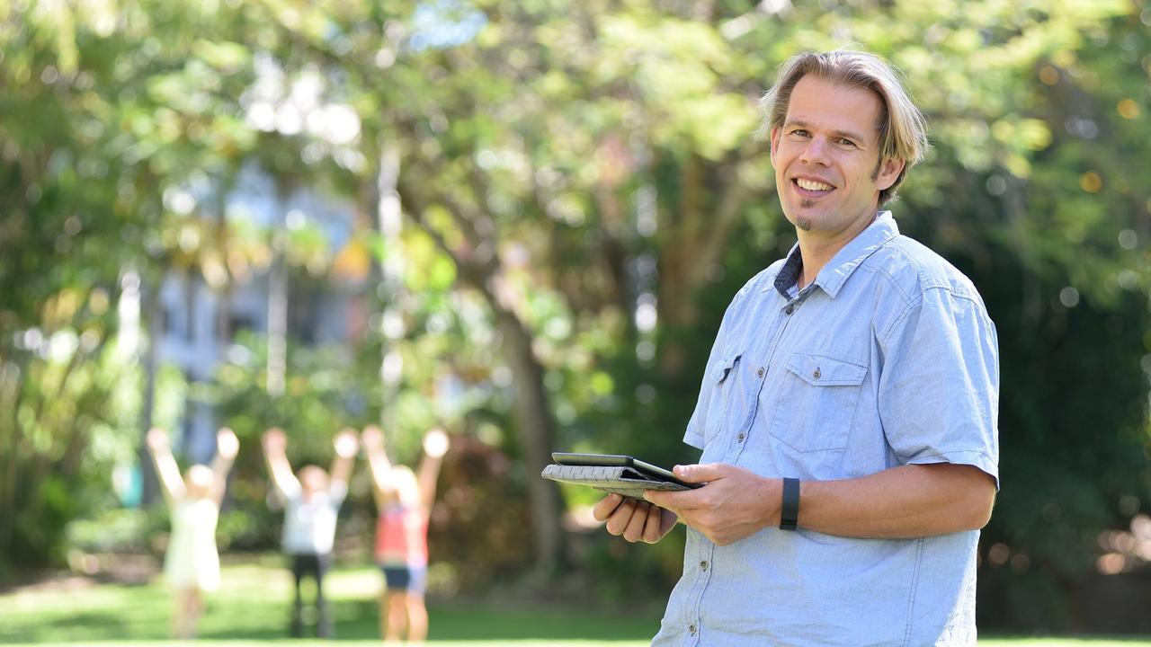 CQ University physical activity and health researcher Professor Corneel Vandelanotte encouraged locals to get active this Heart Week to prevent heart disease.