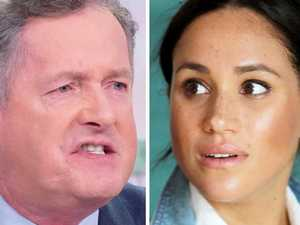 Piers lets rip at Meghan over new book