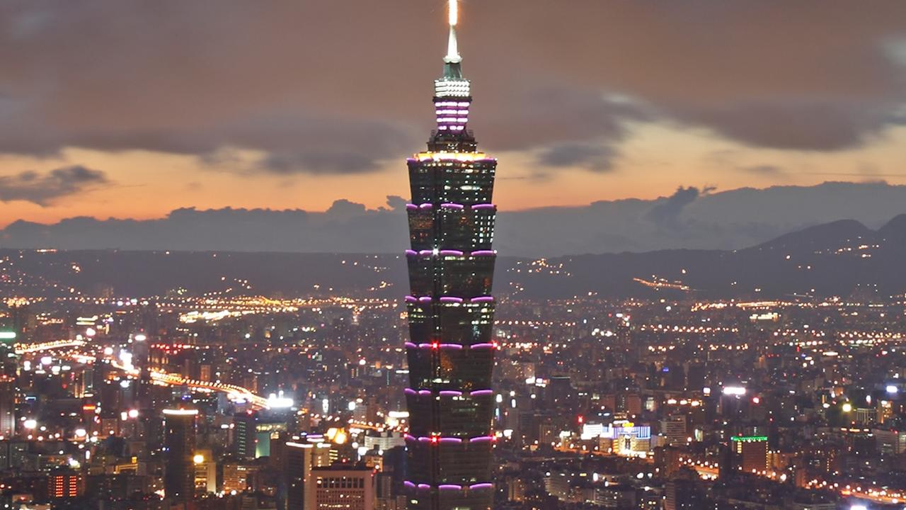 Bustling Taipei is the capital of Taiwan. While Beijing says Taiwan is part of China, the island has never been ruled by Communist China. Picture: iStock
