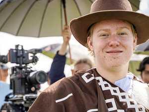 Students film shootout with Oscar-winning cinematographer