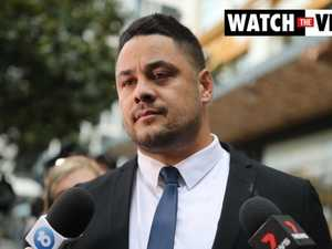 Jarryd Hayne jailed for sex assault