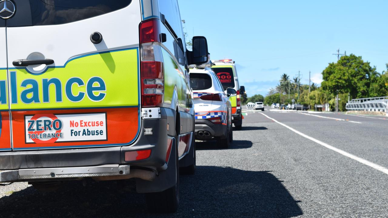 Paramedics were called to West Woombye on Thursday. Picture: Zizi Averill/File