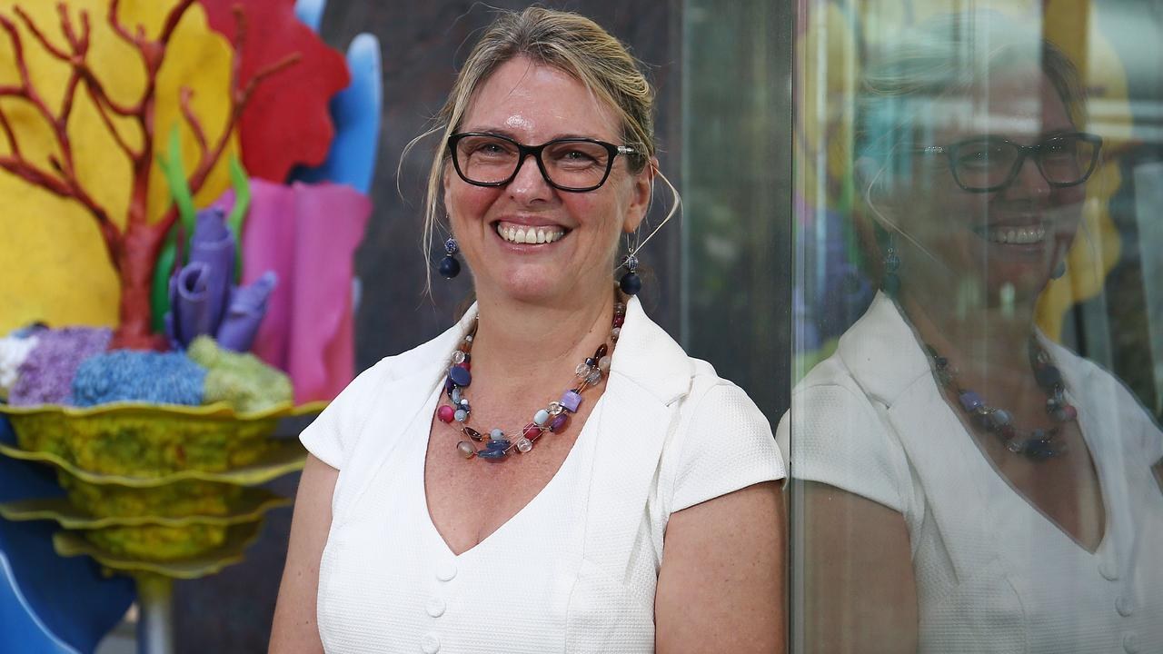 Cairns Regional Council's new CEO Mica Martin had been in the job for just five weeks when the Crime and Corruption Commission sent in its investigators. PICTURE: BRENDAN RADKE