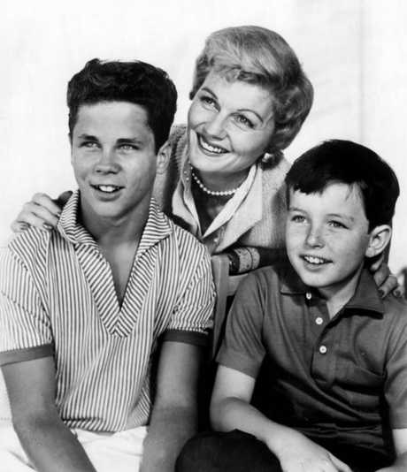 June Cleaver was the traditional mother and housewife. Photo: ABC Television