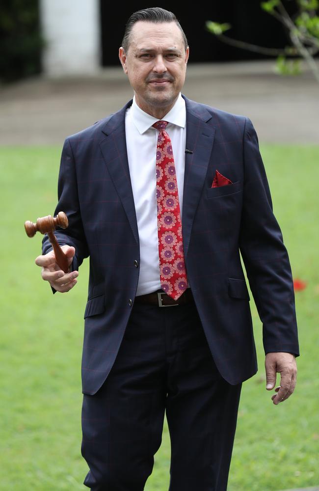 Adcock Prestige principal Jason Adcock