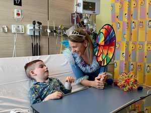 Calm Fairy initiative for anxious kids flies into Rocky