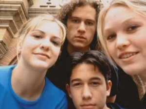 Cult film director reveals shock couple
