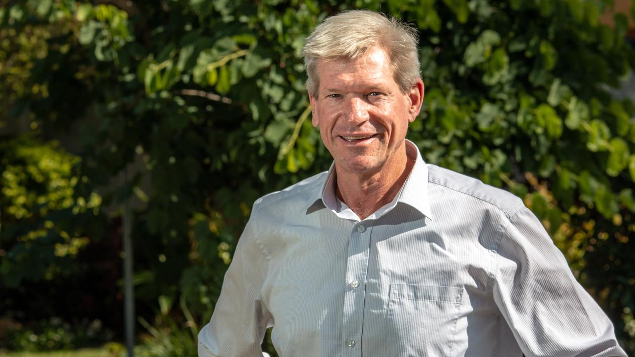 Member for Lockyer Jim McDonald. Picture: Dominic Elsome