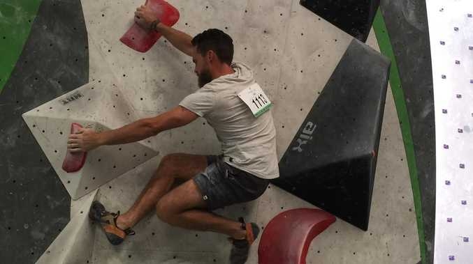 Climbers ready to hold on at state titles on Coast