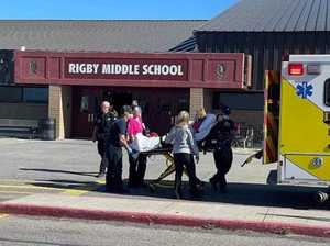 Young girl shoots three people at school