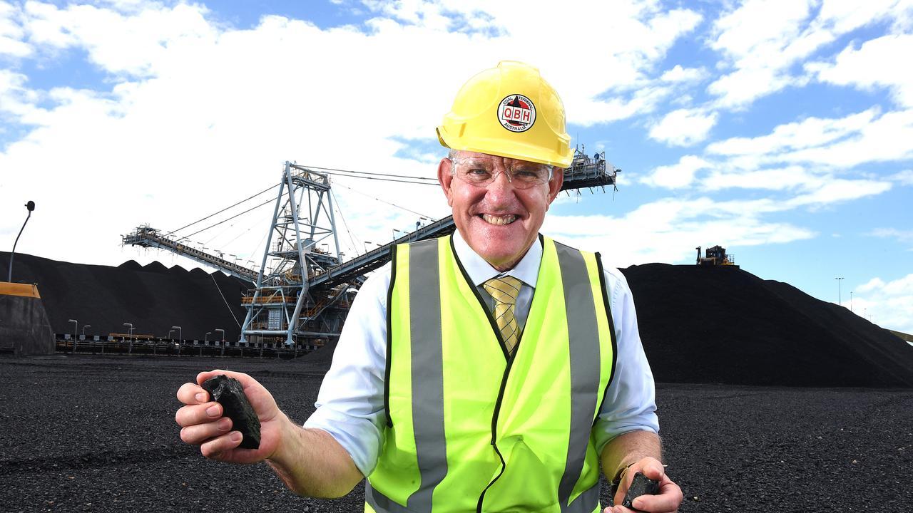 Queensland Resources Council chief executive Ian Macfarlane . Picture: John Gass