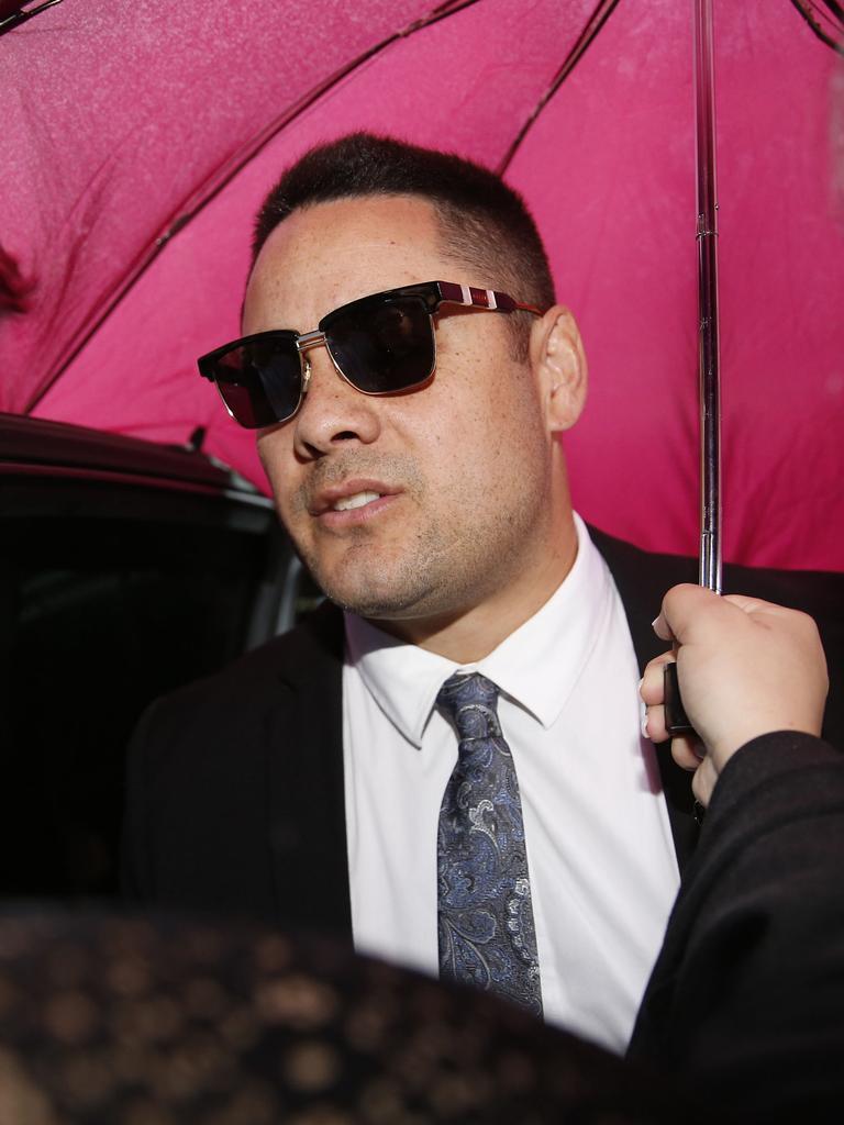 Jarryd Hayne will be appealing the sentence.