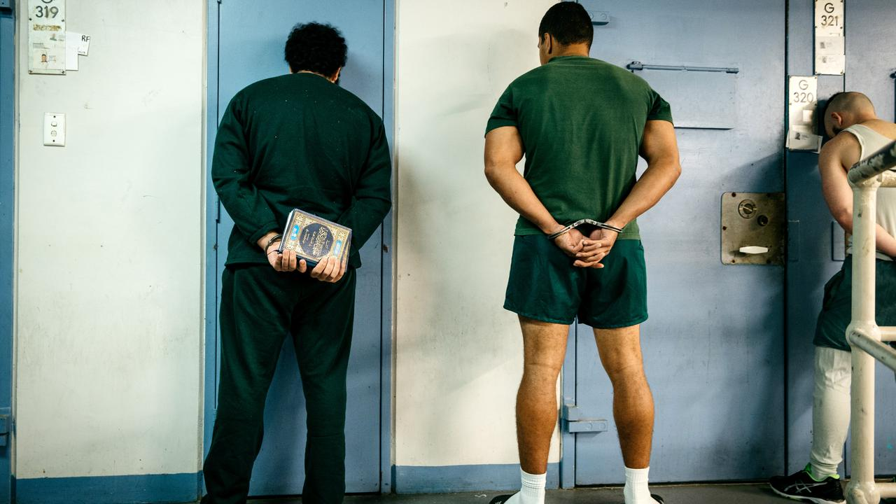 Inmates are subject to random and targeted cell searches at Parklea and prisons such as Silverwater Correctional Complex (above) Picture: Jonathan Ng/ News Corp