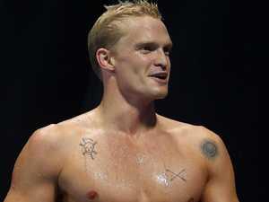 Pop star swimmer takes bold Tokyo bid to next level
