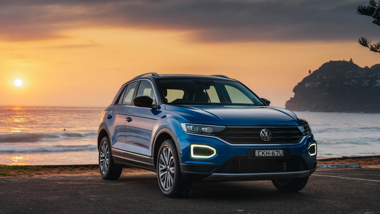 Tick a couple of optional extra boxes and the Volkswagen T-Roc 110TSI Style costs more than $40,000 on the road.