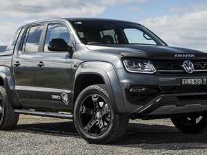 New tough Aussie-tuned ute tested