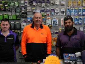 Our home town: Gladstone Battery World's David 'Crock' Thomas