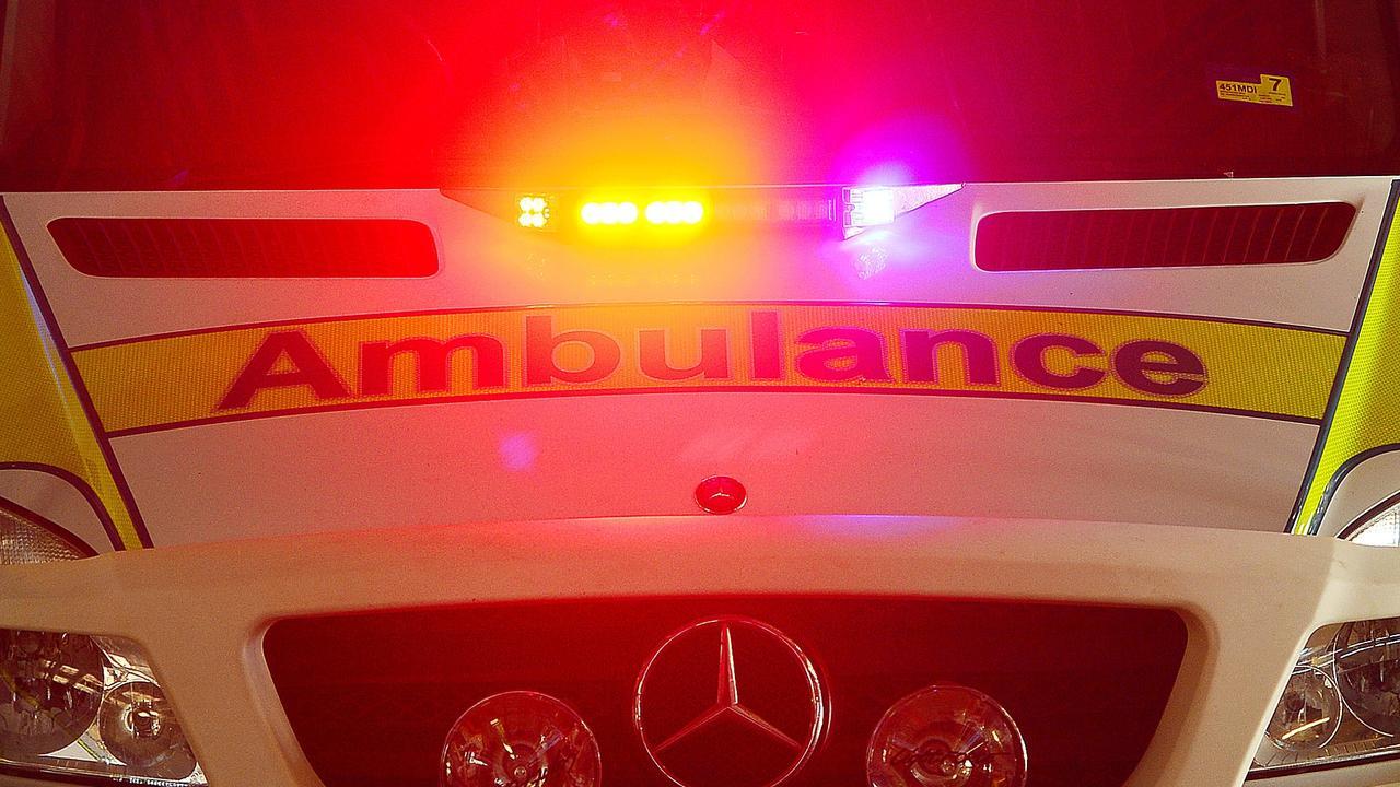 File photo of an ambulance.