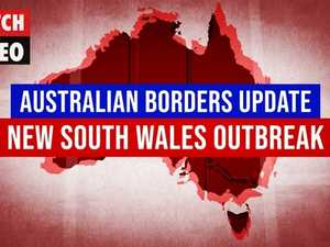 States tighten borders after Sydney outbreak