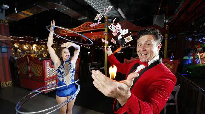 New adults-only circus attracting the 'it crowd'