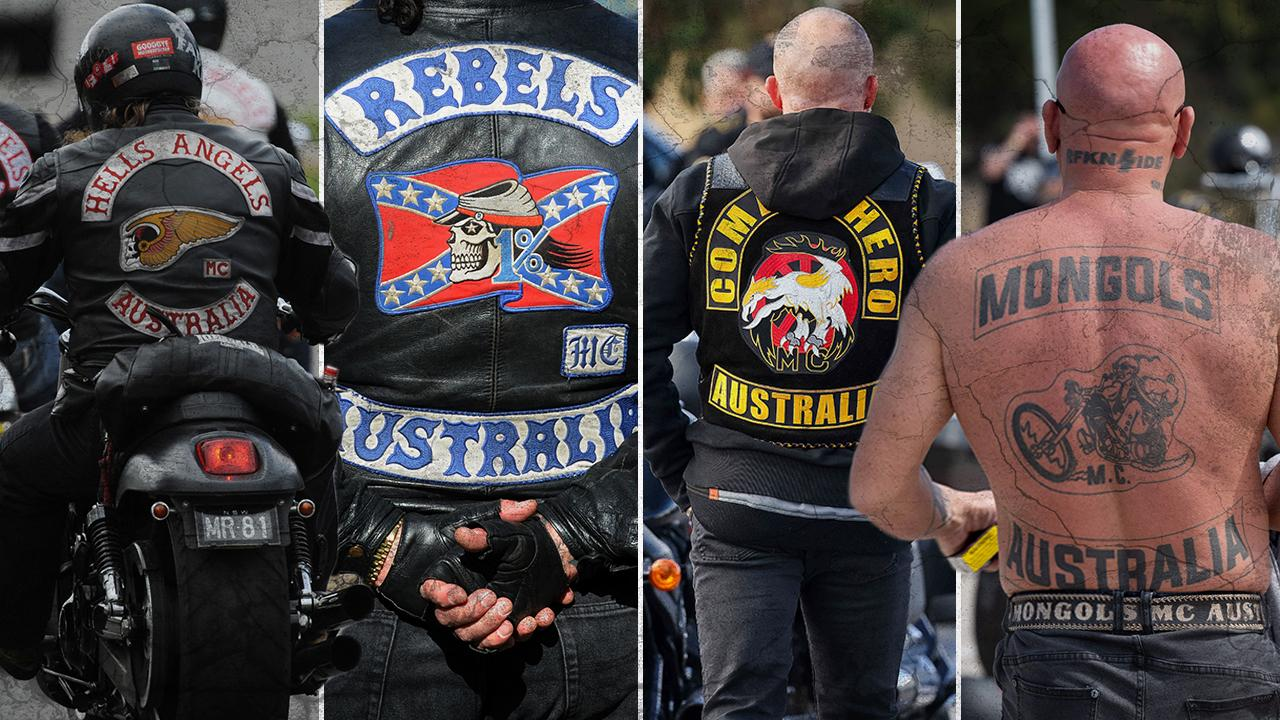 From patches to presidents, codes of honour to cruelty, this is an inside look at the ugly underbelly of our outlaw bikie gangs.