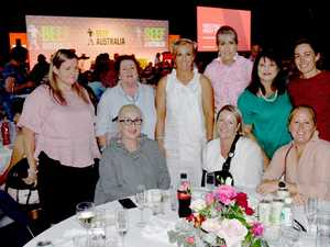 BEEF AUSTRALIA: Lovely ladies at the Westpac High Tea