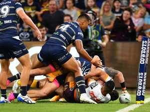 Cowboys' big guns break Broncos' hearts