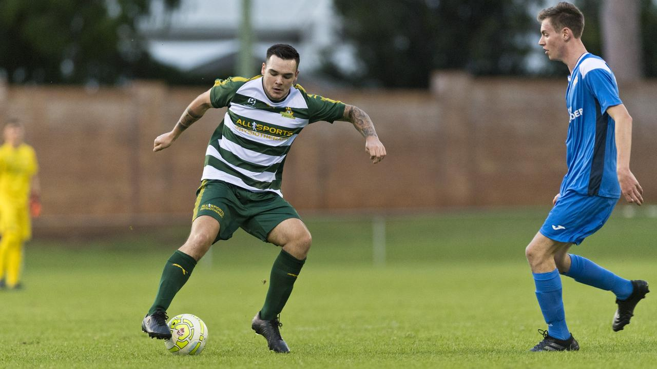 Western Pride defender Kelton Scriggins expects his team to bounce back as the new players become more familiar with each other. Picture: Kevin Farmer