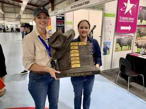 Beef competition winners' dream to revolutionise ag data