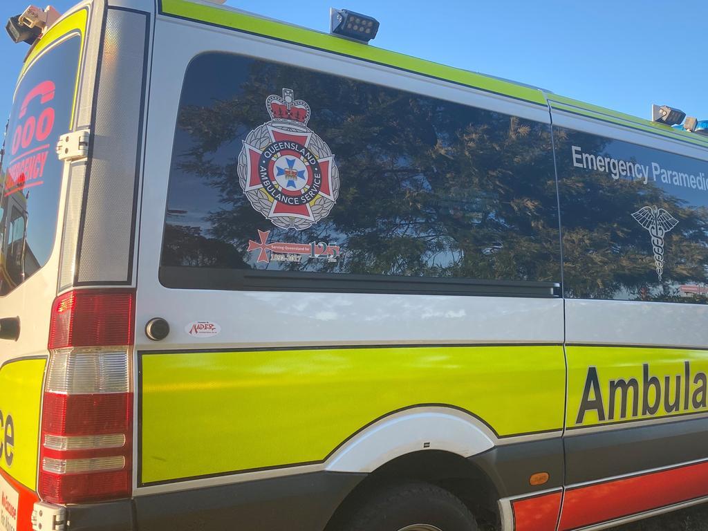 Generic ambulance pic.