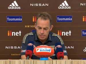 Hawthorn Hawks Press Conference