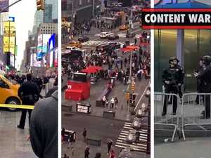 Two women and four-year-old shot in Times Square