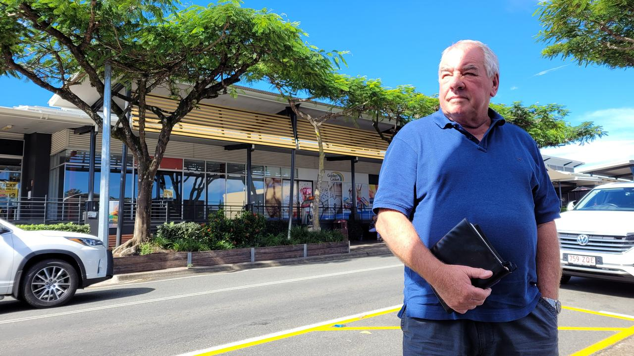 Prominent Coast architect Ken Down has had his say on the current mass transit plans out for community consultation.