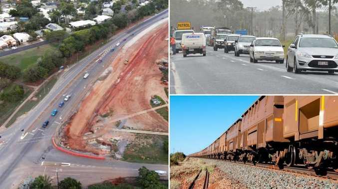 Regions big winners in $1.6b road-rail spending spree