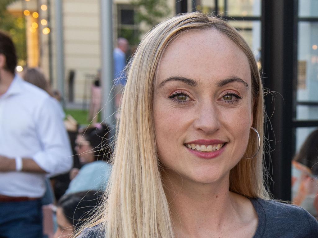 Alexandra Grigg, 29. Picture: Greg Adams -Imagestix