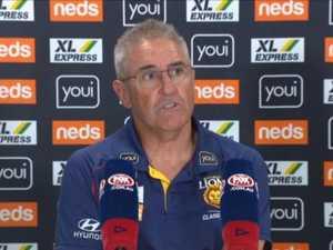 Brisbane Lions Press Conference