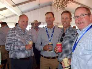 Wallabies meet and greet at Beef Australia Sportsman Lunch