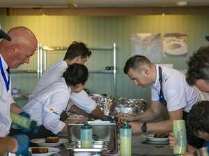 Celebrity chef kitchen a huge hit at Beef 2021