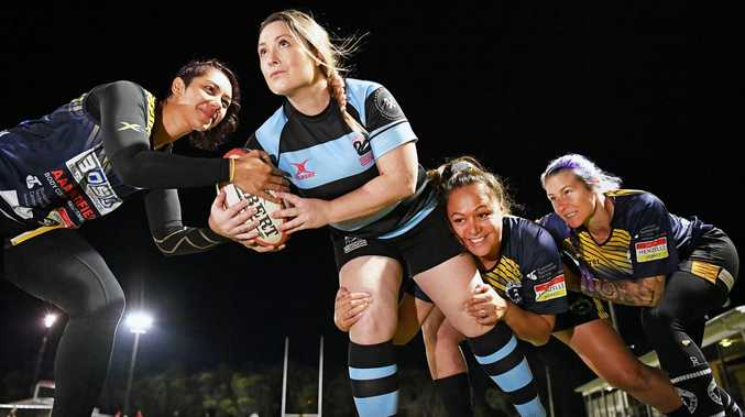 Meet the tough mums tackling Coast rugby head on